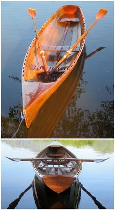 Annapolis Wherry: 18-foot Lapstrake Recreational Rowing Shell That You Can Build!