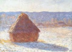 Monet's Grainstacks