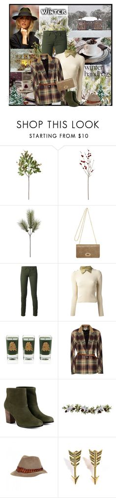 """Cold as Ice"" by easystyle ❤ liked on Polyvore featuring Crate and Barrel, Mulberry, Dolce&Gabbana, Chanel, Lux, Kenzo, Cole Haan, Nearly Natural, Jade Jagger and contest"