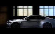 THIS IS IT: Ford Mustang Shelby GT350 Debuts! - Photo Gallery of auto show news from Car and Driver - Car Images - Car and Driver