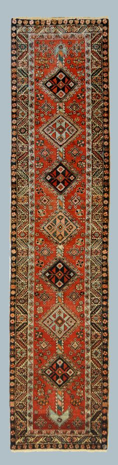 HERIZ I'd call it old. The carpet is low in level at some points but can withstand foot traffic for many years. Yes ! it should include among the antique rugs for vegetable dyes and hand spun wool but was knotted between 1920 and 1930 then to the extreme rigor have ranked among the old carpets.