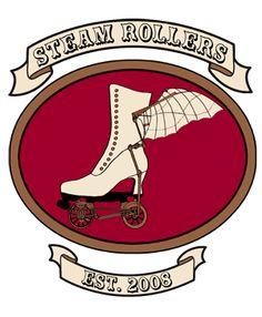 Steam Rollers, London Rollergirls league team, London, UK