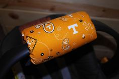 Tennessee Volunteers Infant Carrier Arm Pad by JustNameItCreations, $21.00
