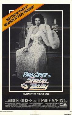soulbrotherv2 tumblr:  A movie poster from the 1975 blaxploitation film Sheba, Baby.