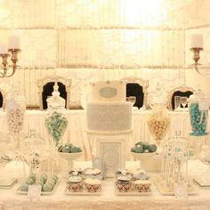 Candy Table á la Maire Antoinette