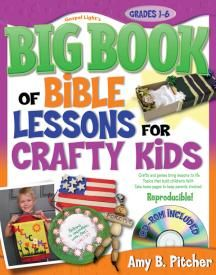 Big Book Of Bible Lessons For Crafty Kids - Christian Books for $23.99 | C28.com