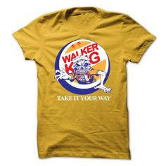 Awesome Tee Walker King T shirts