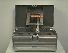 Small Mushroom Suitcase, Carsten Höller