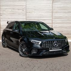 Mercedes A Class, Used Mercedes Benz, Mercedes Amg, Classe A Amg, A Class Amg, A45 Amg, Best Luxury Cars, Dream Cars, Super Cars