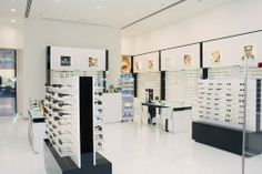 Optical Shop Design Ideas                                                                                                                                                      More