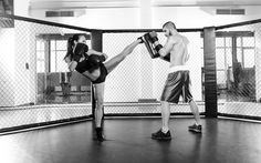Becoming a strong fighter in MMA requires more than skills practice and calisthenics, you must increase your hip and core strength. Incorporate these 7 kettlebell exercises and see how your mma strength and power improves.