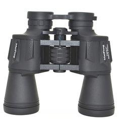 High Quality HD Wide-Angle 20X50WA 68M/1000M Binoculars Central Zoom Portable