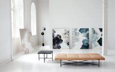 From the iconic Daybed to the grand Modular Sofa, all HANDVÄRK seating objects are meticulously designed in Denmark and characterized by aesthetic sustainability: a timeless object in a quality last a lifetime. Black Marble, Marble Top, Danish Furniture, Furniture Design, Modular Sofa, Custom Leather, Daybed, Smooth Leather, Entryway