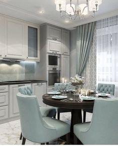 Home Room Design, Living Room Designs, House Design, Home Interior, Interior Design, Kitchen Decor, Kitchen Design, Ikea Home, Kitchen Models