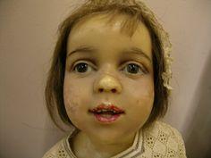 TURN OF THE CENTURY WAX CHILD MANNEQUIN