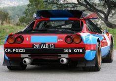 Ferrari Group-4 Michelotto  wallpapers