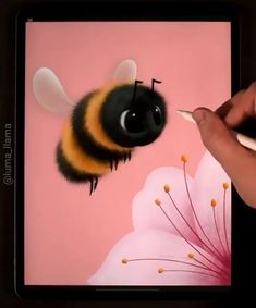 Digital Painting Tutorials, Digital Art Tutorial, Art Tutorials, Digital Art Beginner, Digital Art Girl, Cool Art Drawings, Grafik Design, Digital Illustration, Cute Art