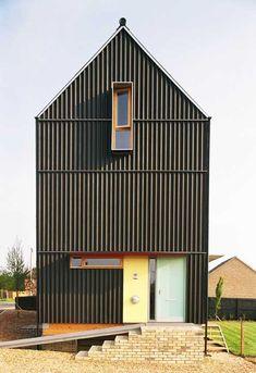 Black House Prickwillow, Cambridgeshire, England Mole Architects