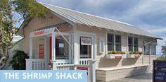 Seaside, FL - Bud & Ally's - Meltdown on 30A - Shrimp Shack - Pickles - Barefoot BBQ
