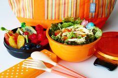 chicken salad bento