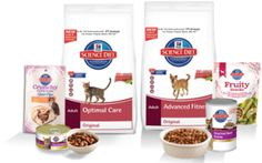 Klout: FREE Hill's Science Dog or Cat Food Perk