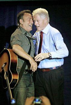 bill and bruce