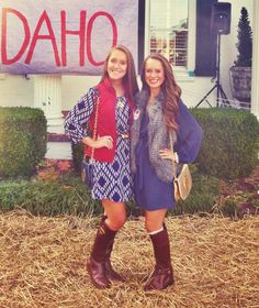 Mackenzie Kendall: Ole miss delta gammas game day