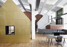 coolest office spaces Munich - Munich Offices GB 1 Designliga