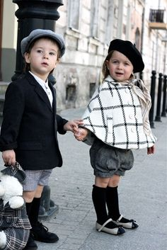 Vivi & Oli-Baby Fashion Life: French style