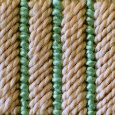 The Corduroy Stitch