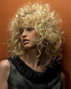 Big hair. #curls #blonde #hairdresser #hairstyle