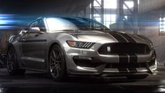 Ford Shelby GT350 Mustang Is Official (Video)