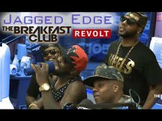 Jagged Edge Interview at The Breakfast Club Power 105.1 (6/12/2014)