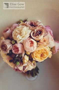Muted Pastels Bouquet