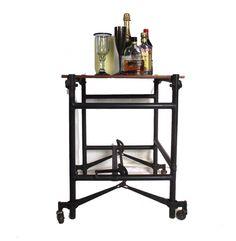 maybe a dark dark dark navy paint. Navy Paint, Vintage Bar Carts, Vintage Typewriters, Dyi, Repurposed, Buy And Sell, Dark Navy, Places, House