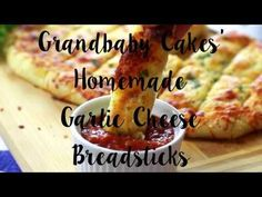 If you go to your local pizzeria and order the garlic cheese breadsticks, then you will adore making this cheese breadsticks recipe way better at home!