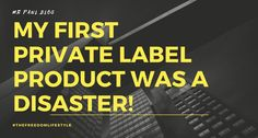 private labelling products to sell on amazon, buying from alibaba in china to sell through ecommerce to make a passive income