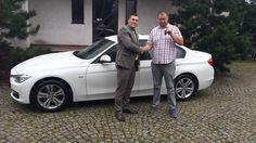 Pierwsze BMW wędruję do Łukasza. Gratulujemy! #Konkurs #award #aquilamed #praca