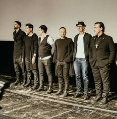"Rammstein at world premiere  of ""Paris"""