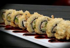 Gold Rush Roll...delightful