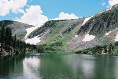 Goose Lake near Red River, NM