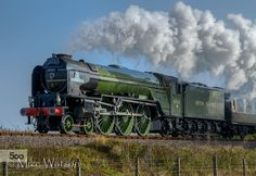Tornado on the West Somerset Railway. by MikeWatson2 #transportation #fadighanemmd