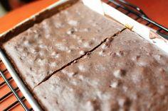 Spongy Chocolate Cake - Slinky Guide