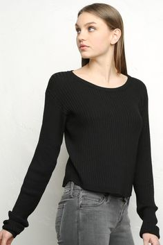 Brandy ♥ Melville | Heidi Knit Top - Clothing