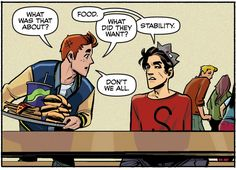 Primary Image Information Archie by: Archie Written by Mark Waid Art by Fiona Staples, Annie Wu Published by Archie Comics Archie (2015-) 001-007