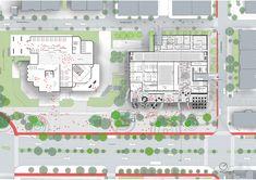 Galería de Architects for Urbanity diseñará la Biblioteca Regional de Varna en Bulgaria - 23