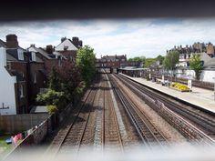 Britain Railways Old Station