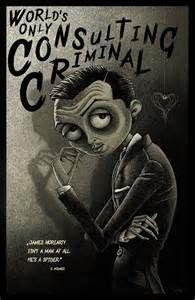 Tim Burton Style Sherlock - Bing Images