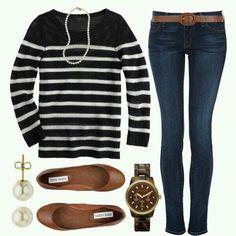 Outfit para un día nublado •