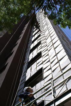 Fachada empreendimento Tito19 em São Paulo - Oficina da Construção